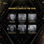 Banyana, Ellis nominated for top Caf awards