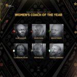 Banyana, Ellis nominated for top Caf awards