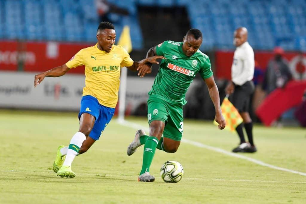 Sundowns edge AmaZulu to return to winning ways