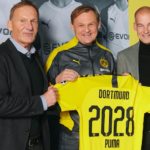 PUMA and Borussia Dortmund sign long-term extension