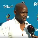 Watch: Komphela's post-match media conference