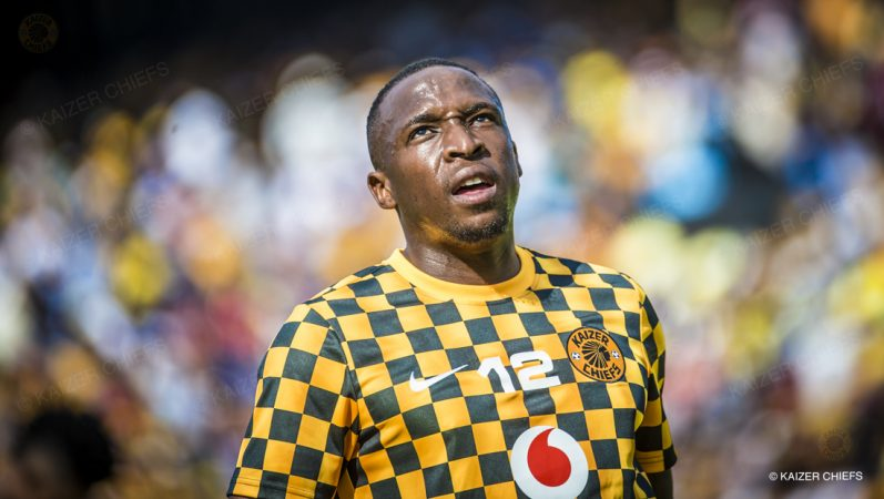 Former Kaizer Chiefs midfielder George Maluleka who signed a pre-contract with Mamelodi Sundowns