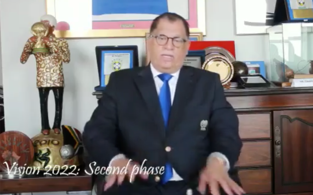 Watch: Safa president shares his second phase of Vision 2022