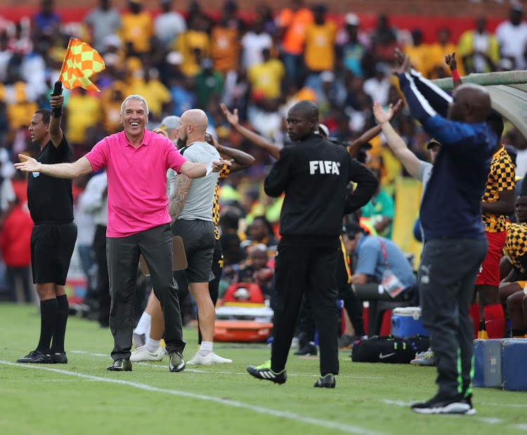 Pitso: Chiefs should talk in May