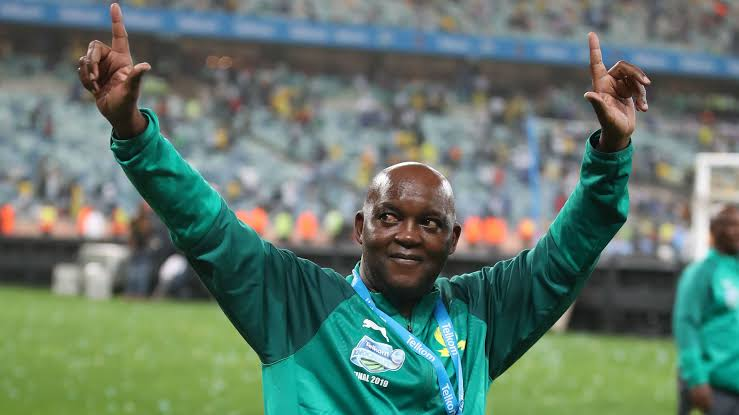 Pitso in no rush to sign new Sundowns deal