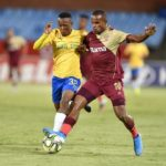 Sundowns fight back to beat 10-man Stellenbosch