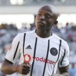 Zakhele Lepasa of Orlando Pirates