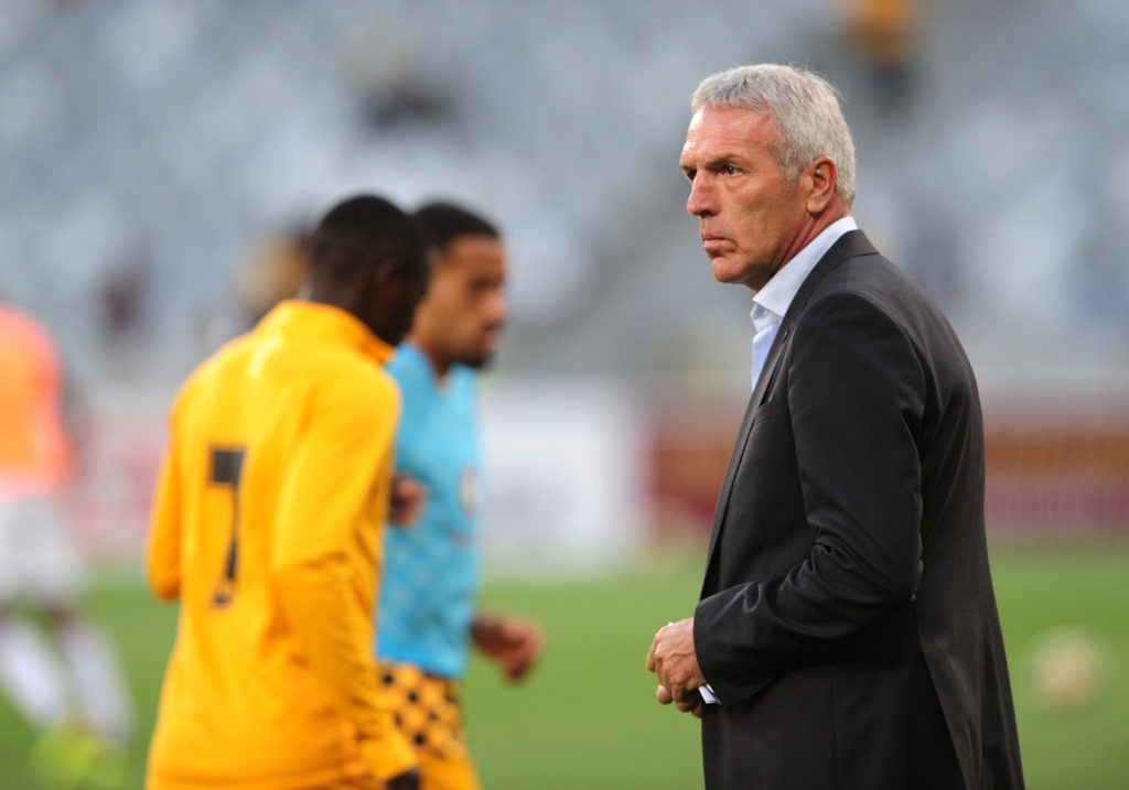 Middendorp: Chiefs play with passion and energy