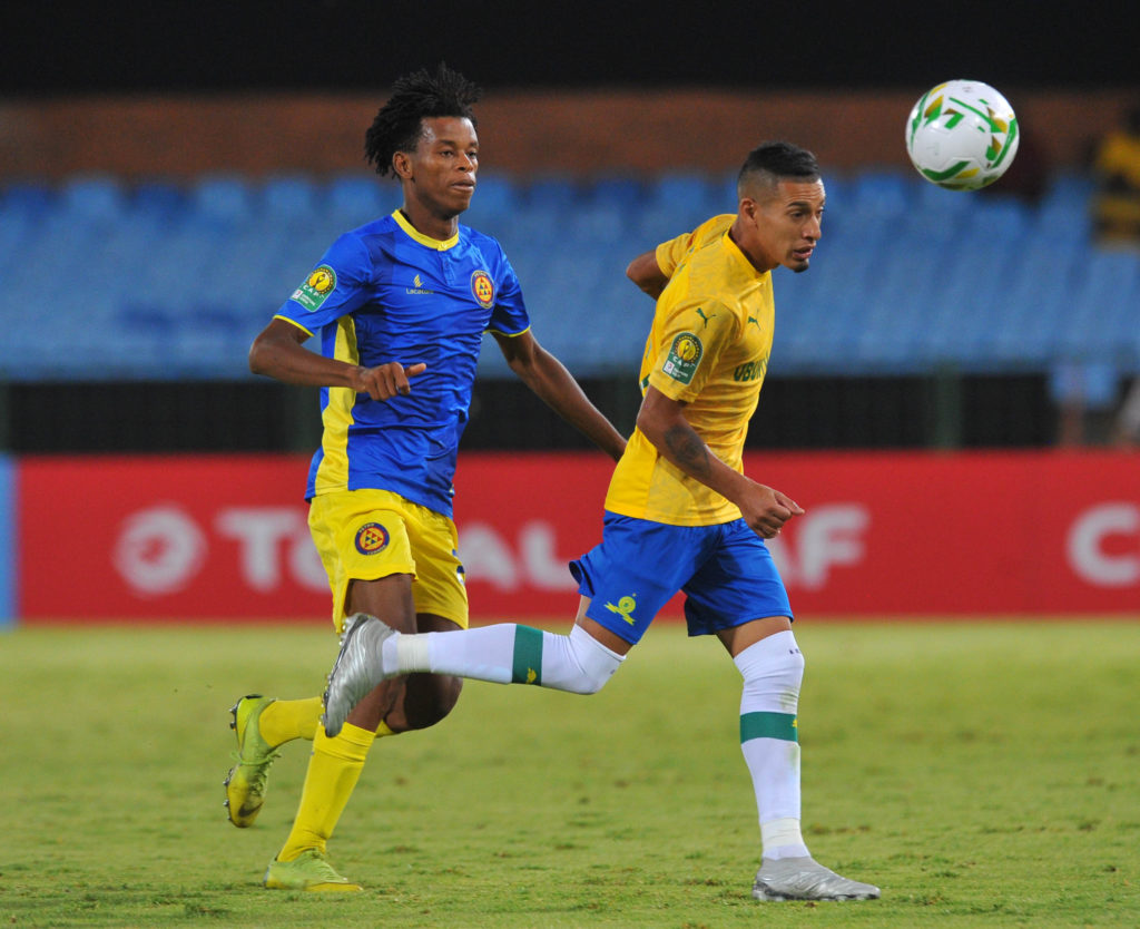 Sundowns top Group C after Caf opener