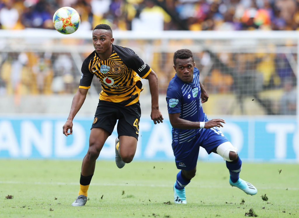 Blom wants to win PSL title with Chiefs
