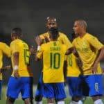 Sundowns beat Algers to remain unbeaten