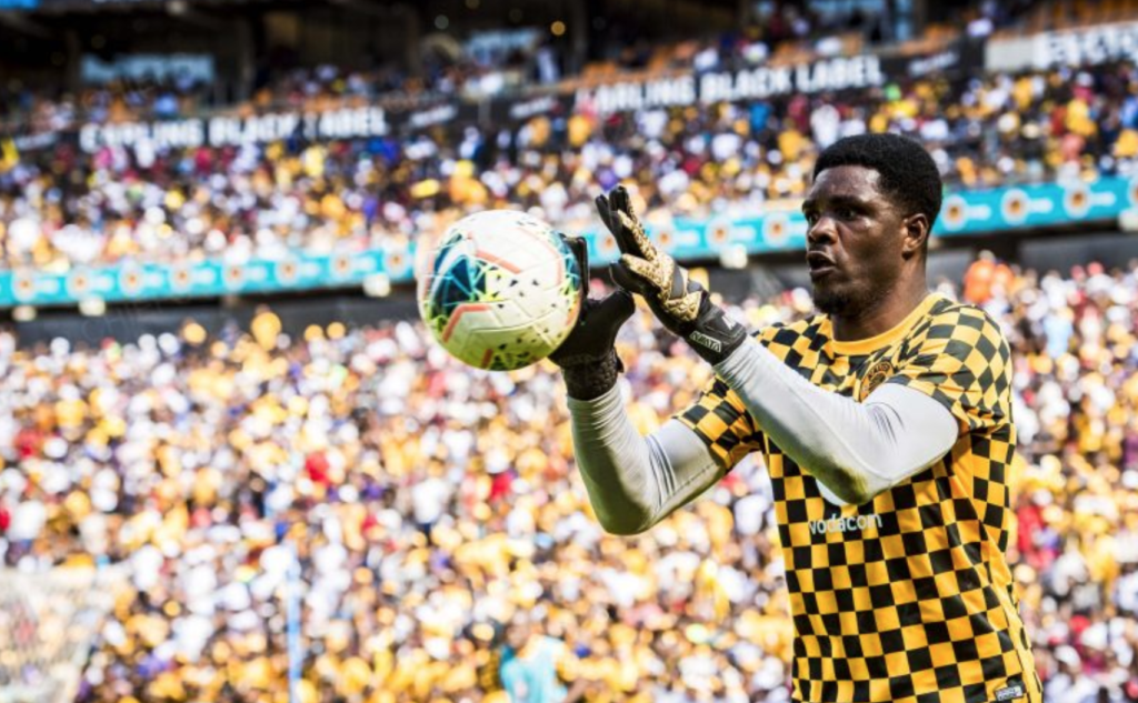 Amakhosi goalkeeper Daniel Akpeyi.