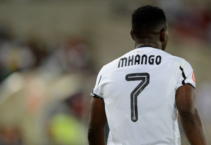 Mhango pleased to silence doubters in debut campaign with Pirates