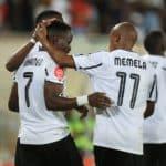 Red-hot Mhango fires Pirates past Sundowns
