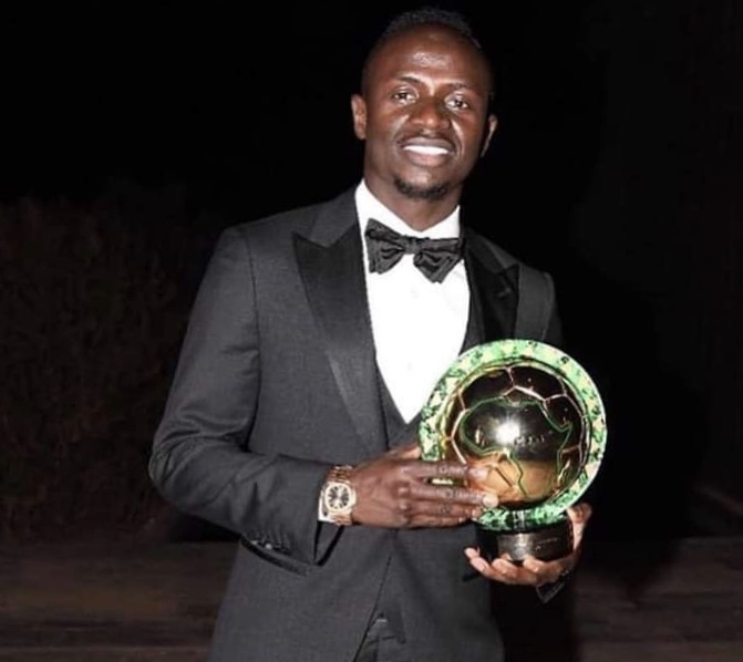 Mane crowned 2019 Caf African Player of the Year