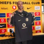 Chiefs unveil 50th-anniversary kit jersey