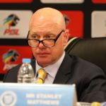 SuperSport United CEO, Stan Matthews during