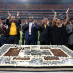 In pictures: Chiefs celebrate 50th anniversary in style