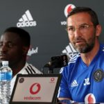 Josef Zinnbauer, coach of Orlando Pirates