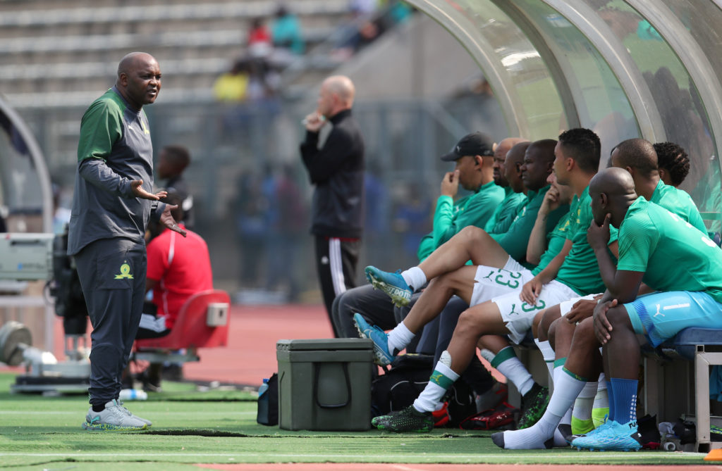 Pitso issue update on injured players in camp