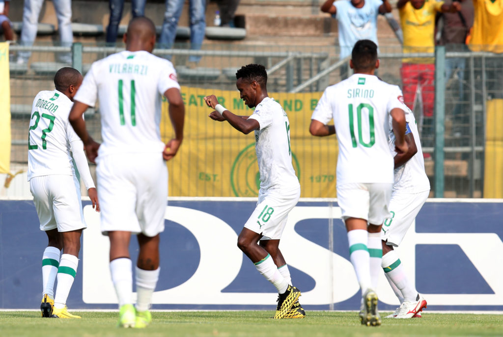 In pictures: Sundowns claim bragging rights over SuperSport