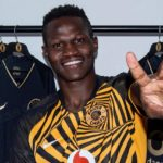 New Kaizer Chiefs signing Anthony Akumu