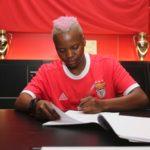 Kgatlana joins Portuguese giants SL Benfica