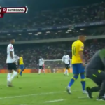 Watch: Pitso showcases his skills on the touchline