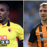 Odion Ighalo and Jorrod Bowen