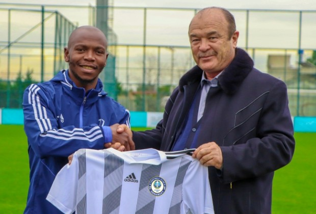 Mahlangu completes move to Ordabassy