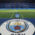 A general view of the Etihad Stadium, home of Manchester City.