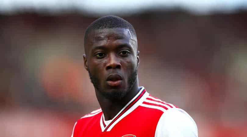 Arsenal's Pepe
