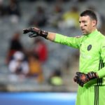 Wayne Sandilands of Orlando Pirates