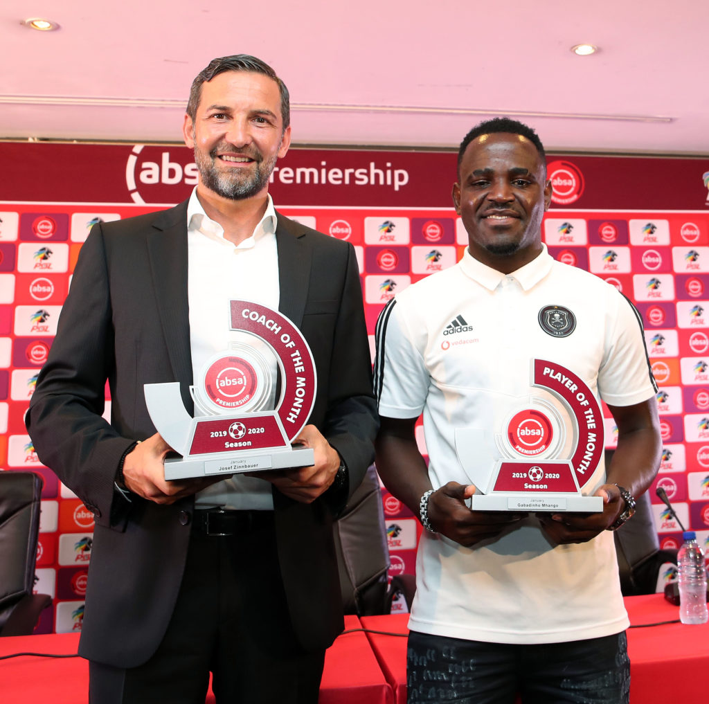Pirates duo scoop monthly PSL award