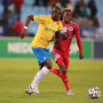 Sundowns edge rivals SuperSport to advance in Nedbank Cup