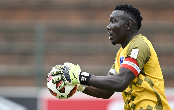 Richard Ofori, Captain of Maritzburg United