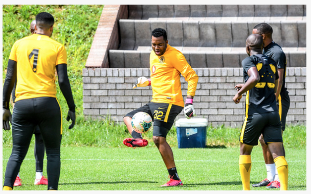 Khune clarifies contract issue with Chiefs