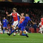 Arsenal dumped out of Europa League by Olympiacos