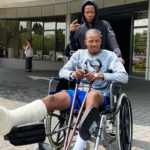 Sundowns' Morena discharged from hospital