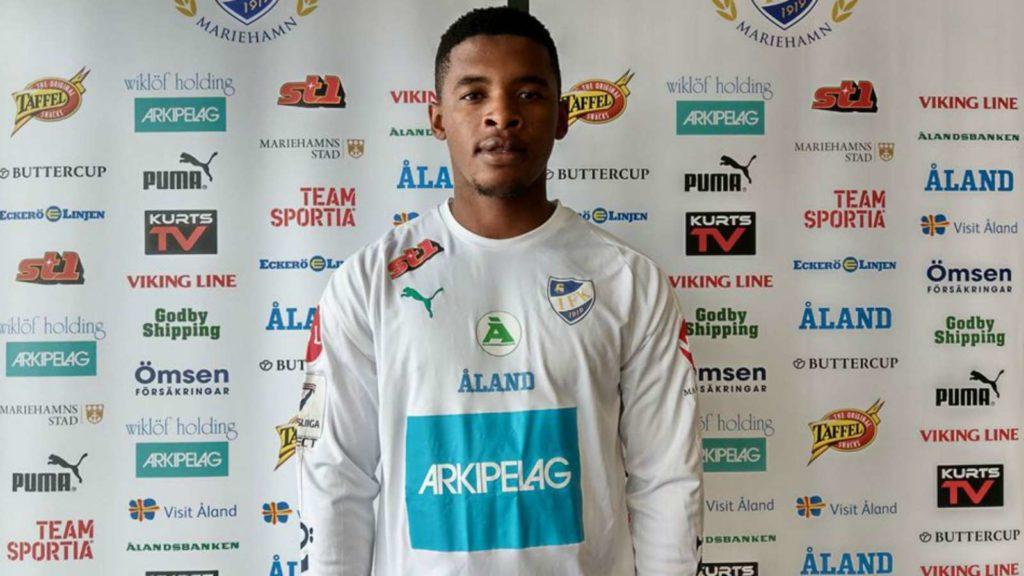 Former Pirates midfielder joins Mariehamn