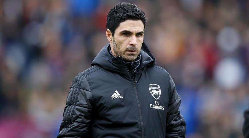Mikel Arteta given first-team manager role at Arsenal