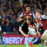 De Bruyne a doubt for Manchester derby