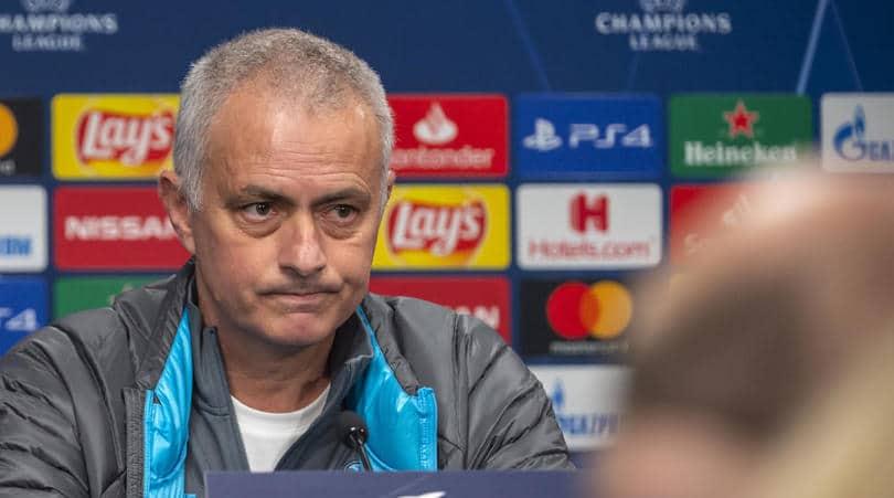 Watch: Tottenham's Mourinho, Lloris react to loss against Chelsea