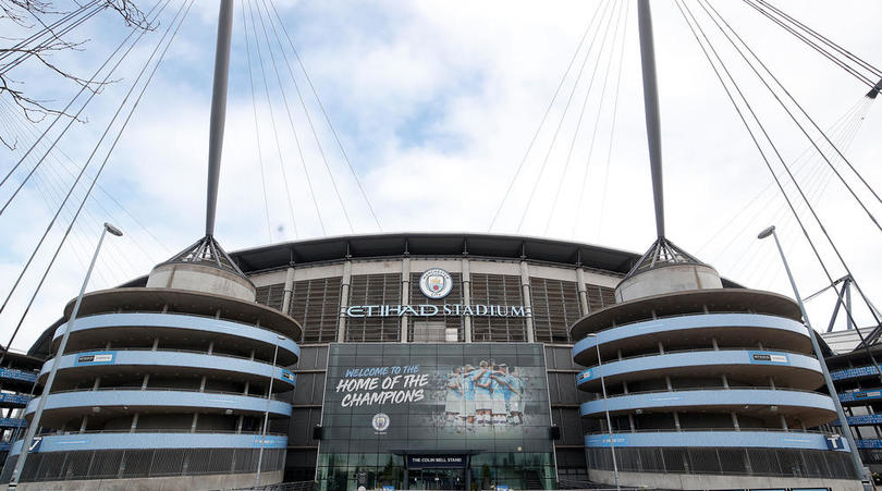Man City announce withdrawal from European Super League