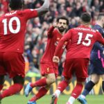Salah, Mane clinch record-breaking win for Liverpool