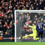 Lacazette strike sinks battling West Ham