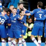 Chelsea put four past Everton on Ancelotti's return