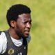 Siphelele Ntshangase of Kaizer Chiefs