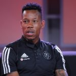 Happy Jele of Orlando Pirates
