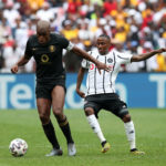Katsande: We're going to have control until the finish line